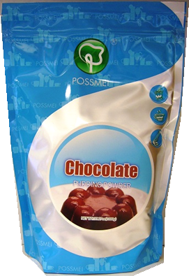 Possmei Bubble Tea Mix Powder 2.2lbs - Chocolate - Click Image to Close