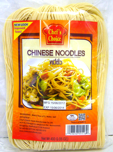Chef's Choice Chinese Style Noodles 15oz