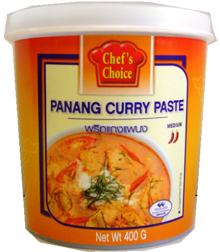 Chef's Choice Curry Paste 400g - Panang